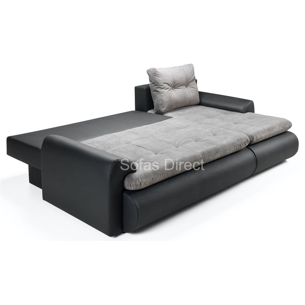 Chaise Sofa Bed With Storage - SD132