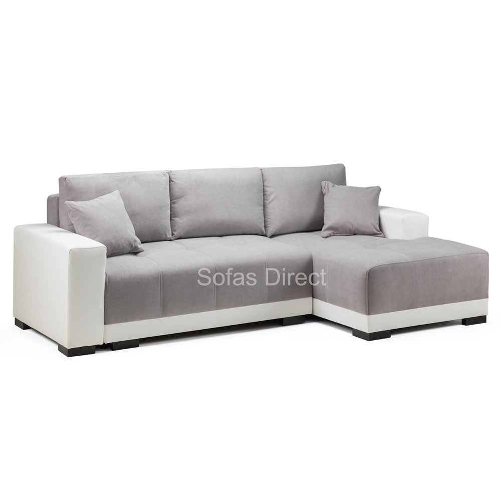 Chaise Corner Sofa Bed - SD133