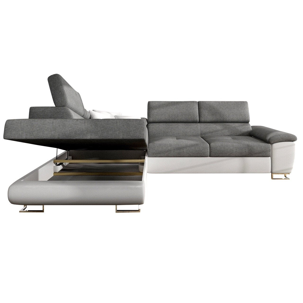 Modern Corner Sofa Bed - SD150