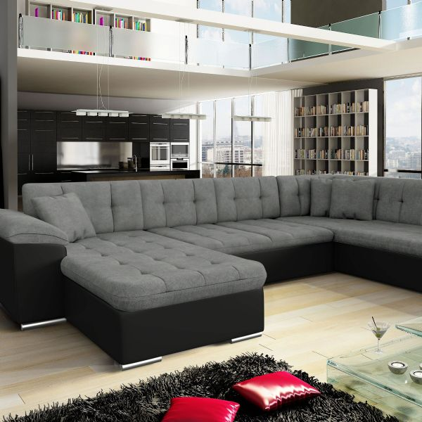 Awesome Large Corner Sofa Bed Settee Sd096 Download Free Architecture Designs Embacsunscenecom
