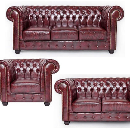 Fantastic Leather Sofas Online Uk Chesterfields Leather Suites Cjindustries Chair Design For Home Cjindustriesco