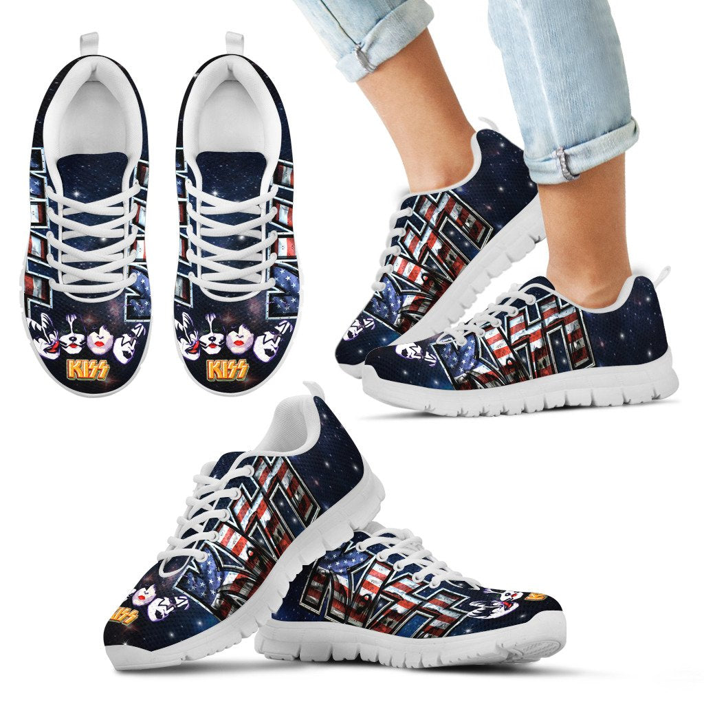 newest collection f2112 c8ba8 Kiss band sneaker PP.64451