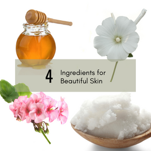 4 Ingredients for Beautiful Skin