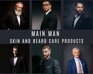 Main Man Skin and Beard Care