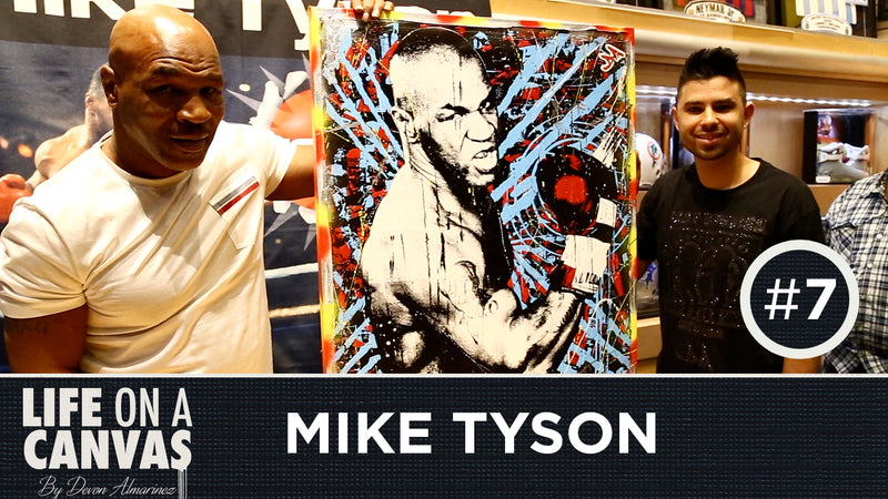 Mike Tyson #7
