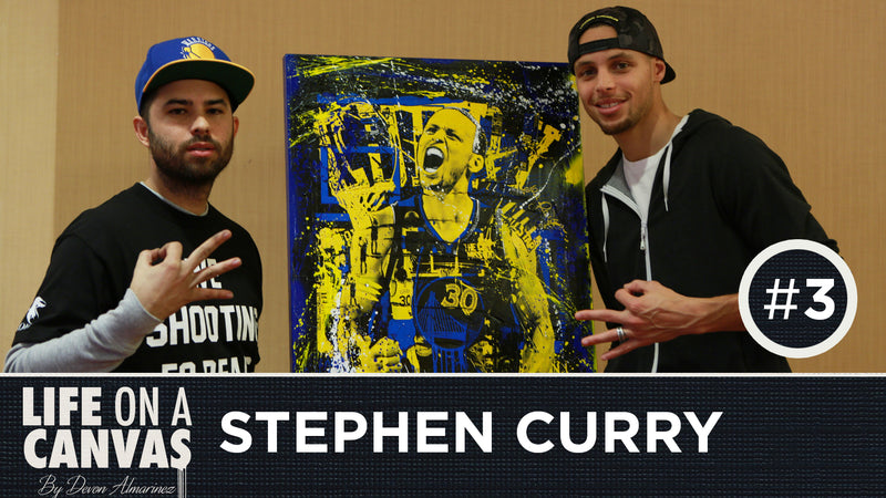 Stephen Curry #3