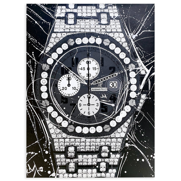 Audemars Piguet - Diamante  (30x40)