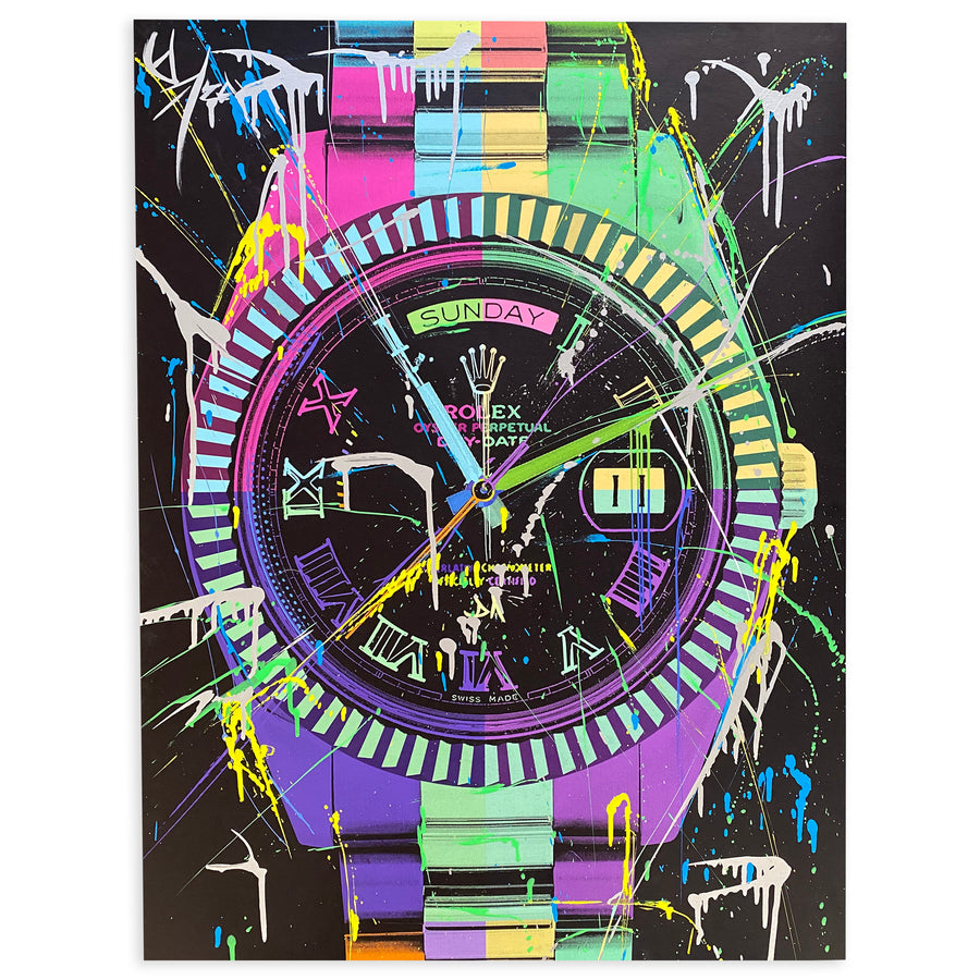 Rolex Oyster-Colors  (30x40)