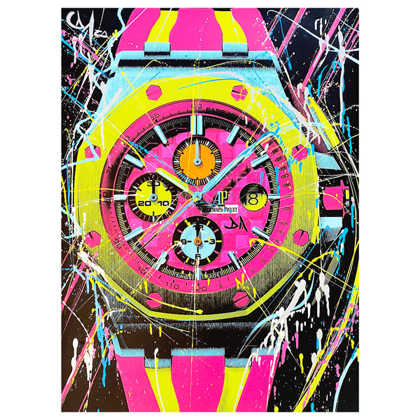 Audemars Piguet-Royal  (30x40)