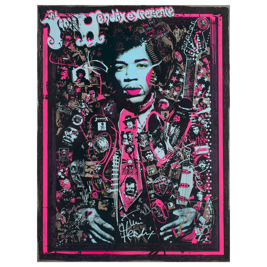 Jimi Hendrix (Sold)