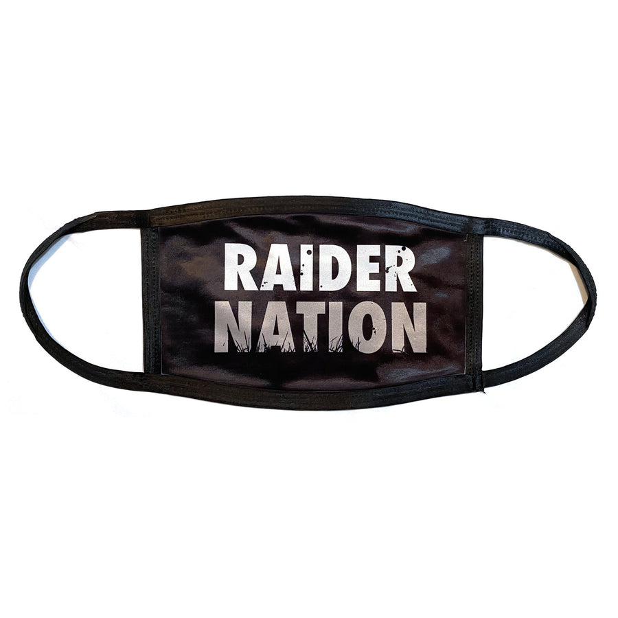 Raider Nation - Mask