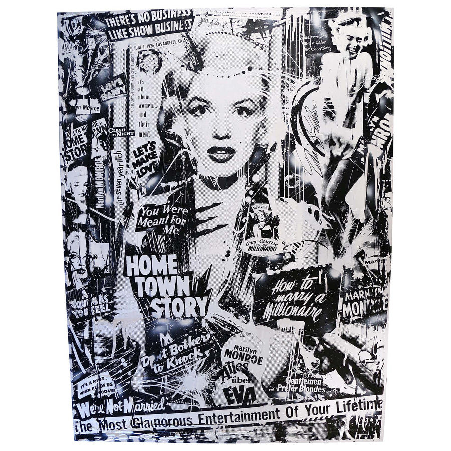 Marilyn Monroe - There's No Business Like Show Business  (Sold)