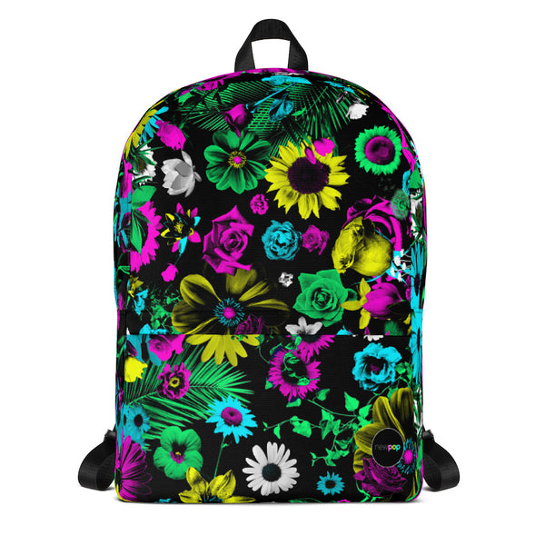 Flowers Plus 1 - Backpack