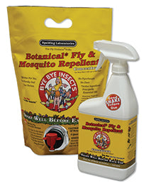 Bye Bye Insects - Essential Oils Insect & Mosquito Repellent