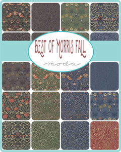 Best of Morris Fall Jelly Roll