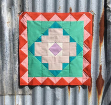 Load image into Gallery viewer, Pistachio Sundae Folk Dance BOM Quilt Kit