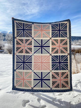 Load image into Gallery viewer, Jumping Jacks Quilt Kit