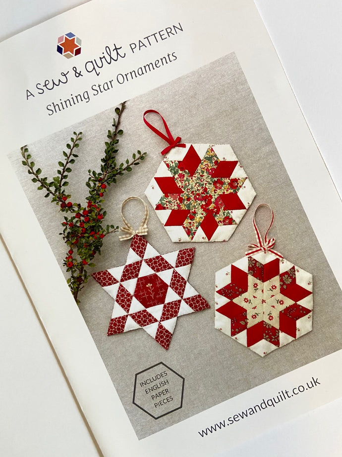 Festive EPP patterns