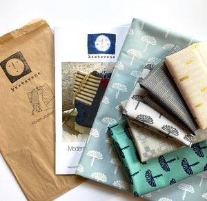 Modern Japanese Rice Pouch kit