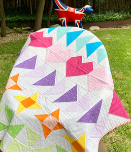 Great British Friendship Quilt Kit