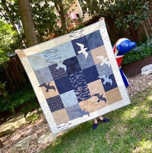 Load image into Gallery viewer, Great Gulls Quilt kit