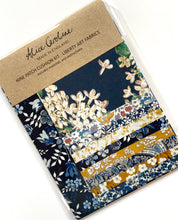 Load image into Gallery viewer, Liberty Nine Patch Cushion kit blue