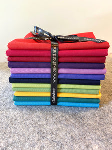 Aruba fat Quarter 12 pack