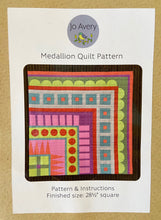 Load image into Gallery viewer, Medallion Quilt kit