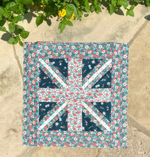 Load image into Gallery viewer, Rule Britannia Free Pattern Download