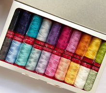 Load image into Gallery viewer, Great British Quilter Back to Basics Aurifil set