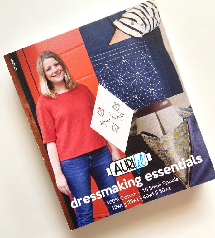 Jenni Smith dressmaking essentials thread set