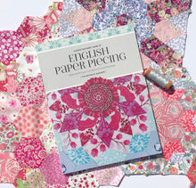 Load image into Gallery viewer, Flossie Teacake's Guide To English Paper Piecing