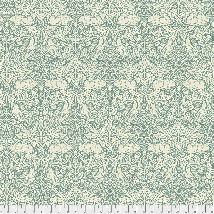 Standen- Brer rabbit teal