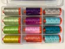 Load image into Gallery viewer, Sherbet dip Aurifil Thread box