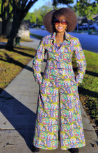 Load image into Gallery viewer, Liberty fabrics Florence Palazzo Suit pattern