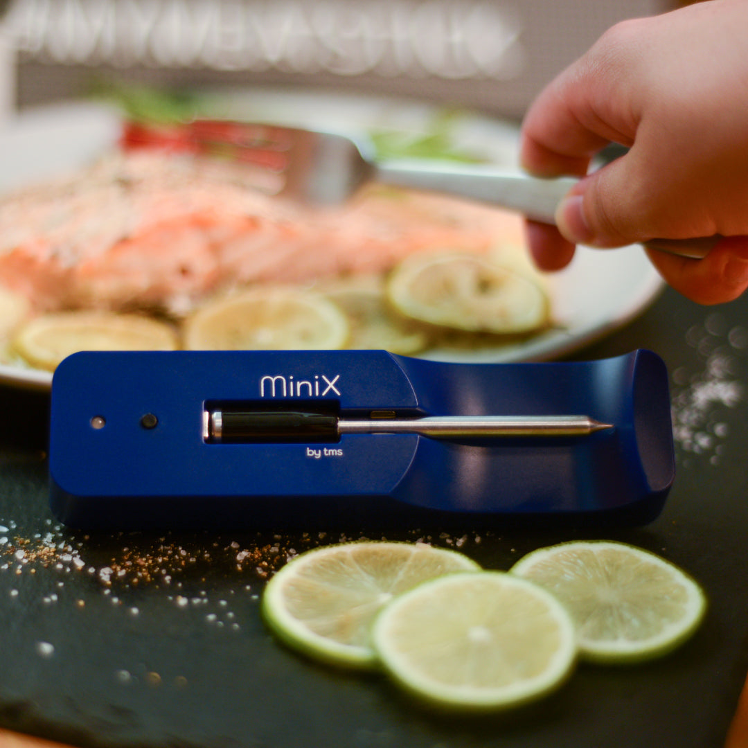 MiniX Set with Fish cook