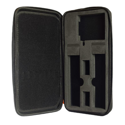 The MeatStick Carrying Case Pro Inside