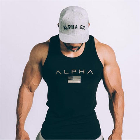 New summer Bodybuilding cotton Tank Tops gyms Fitness vest male Sleeveless Sling shirt undershirt mens sporting Brand clothing