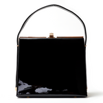Lady Bag Black Patent | Cult of Coquette