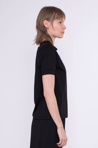 KOLO Berlin tshirt schwarz bio-baumwolleStreetwear gender neutral design urban wear kleidung online shop