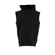 Laden Sie das Bild in den Galerie-Viewer, KOLO Berlin Sleeveless Hoodie Streetwear gender neutral design urban wear kleidung online shop