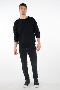 KOLO Berlin Streetwear gender neutral design urban wear kleidung online shopKOLO Berlin sweater schwarz Streetwear gender neutral design urban wear kleidung online shop