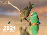 2021 World Parrot Trust Calendar (photographic edition)