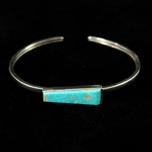 Turquoise Sterling Cuff