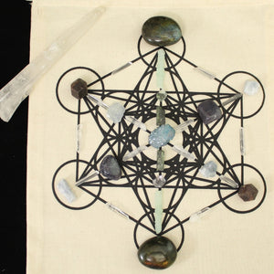 Interdimensional Crystal Grid Kit