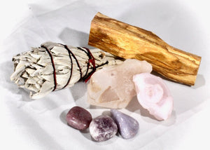 Inner Peace Meditation and Bath Set