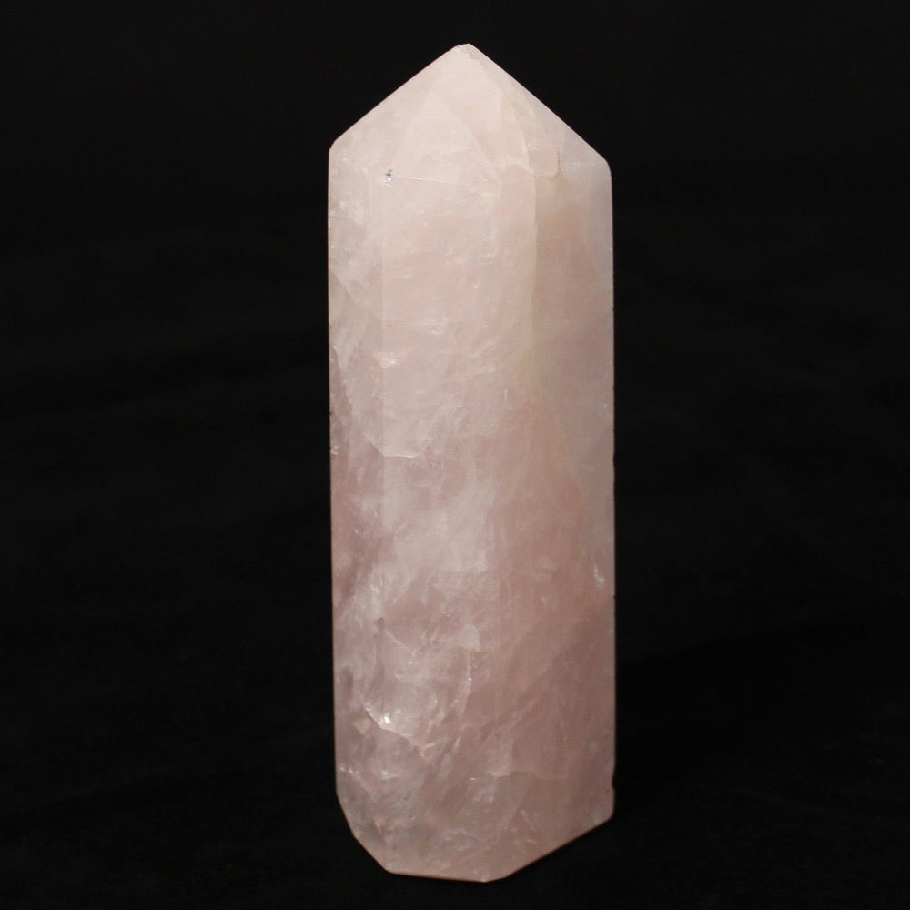 Rose Quartz Polished Stand-Up