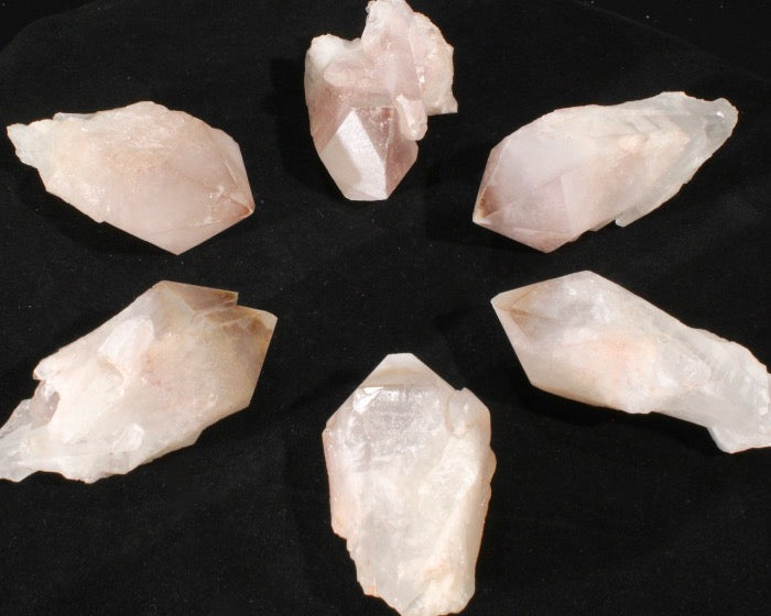 Lithium Candle Quartz - small