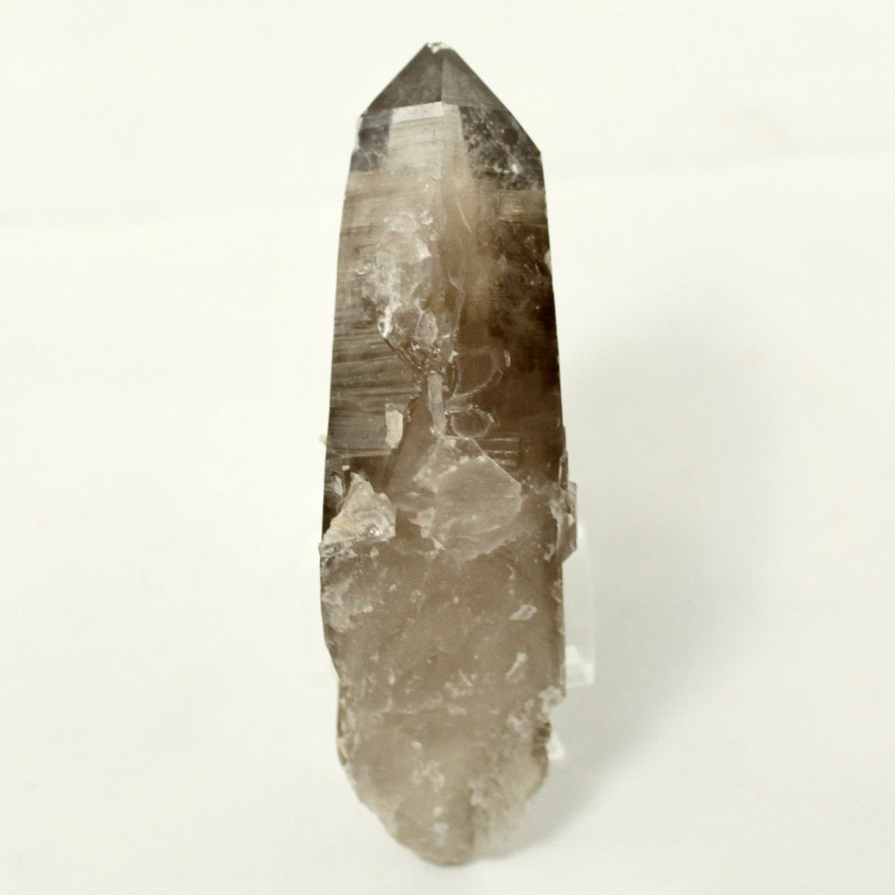 "4.5"" Smoky Quartz Crystal from Lincoln County NM"
