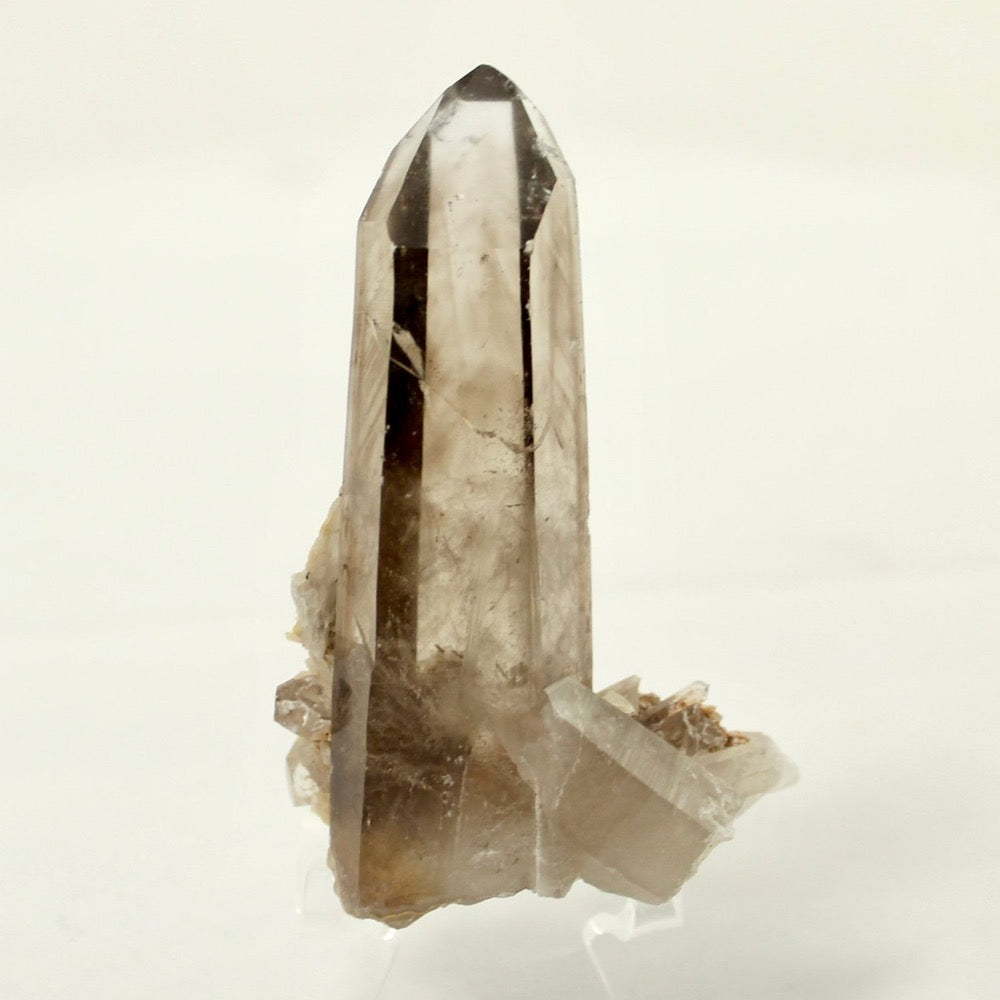 "3.5"" Smoky Quartz Crystal from Lincoln County NM"